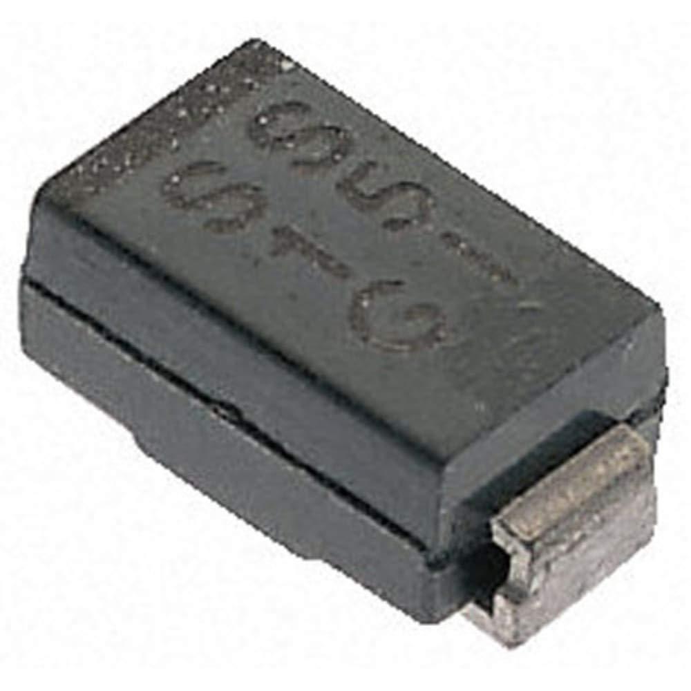 TVSS; Network; for Data/Comm; Industrial Equip; 9.3A; SMD; Solder Term; Clamp-V 43V, Pack of 100