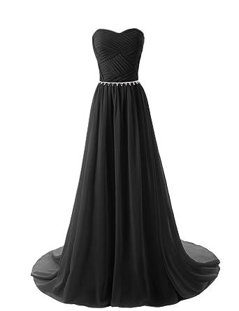 Black and Teal Bridesmaid Dresses 2018