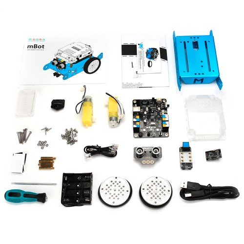 mBot STEM Educational Robot v1.1 - Bluetooth