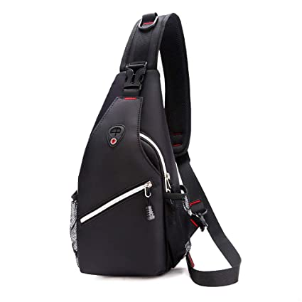 Fine Jewelry New Fashion Mens Shoulder Bag Sport Crossbody Handbag Outdoor Sling Chest Pack Waist Packs A Great Variety Of Goods