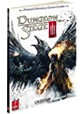 Dungeon Siege III: Prima Official Game Guide (Prima Official Game Guides)