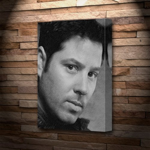 GREG GRUNBERG - Canvas Print (LARGE A3 - Signed by the Artist) #js001 for $<!--$19.95-->