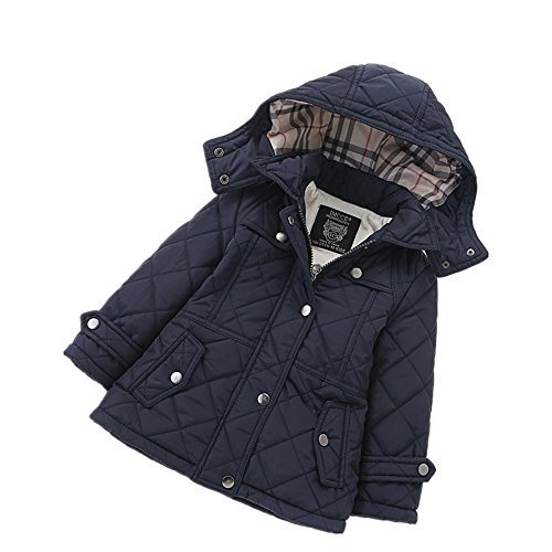 Quilted Winter Parka - 6