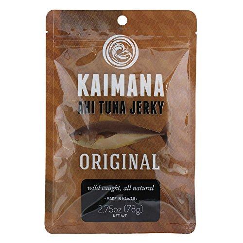 Kaimana Tuna Jerky Original 2 75
