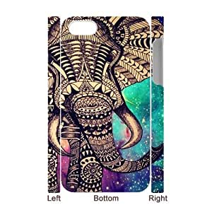 iphone covers Aztec Elephant DIY 3D Case for Iphone 5 5s, 3D Custom Aztec Elephant Case