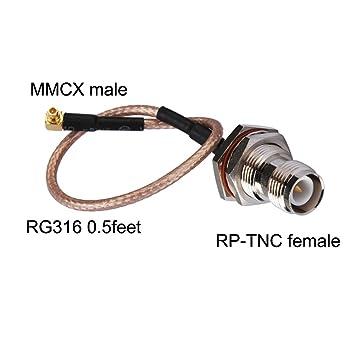 Amazon.com: pc-case RF Aparatos Eléctricos alambre conector ...