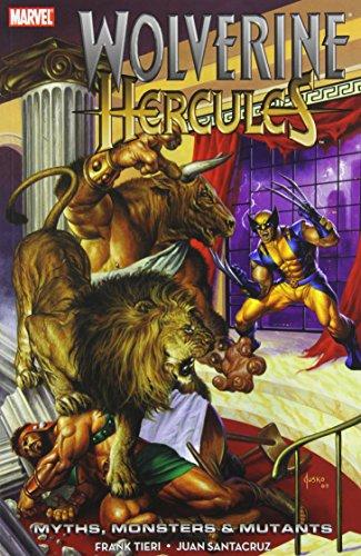 Wolverine/Hercules: Myths, Monsters & Mutants ()