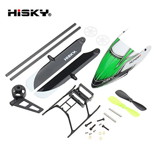 SICA Hisky HCP100S RC Helicopter Spare Parts Accessories Bag (Pan Am Sky Bag compare prices)