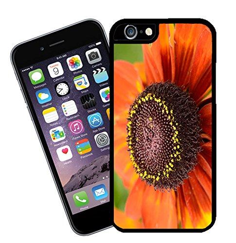 Fleur 002 pour ce modèle de housse pour Apple iPhone 6 plus (Pas de 6)-By Eclipse idées cadeaux