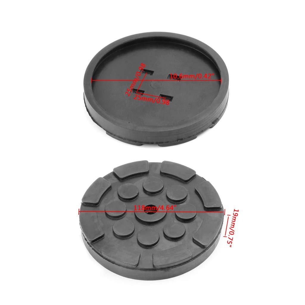 /hidr/áulico Fregadero Goma/ /Goma de Paquetes/ Fogun hidr/áulico Revestimiento de Goma/ /Protecci/ón Ideal para su Auto