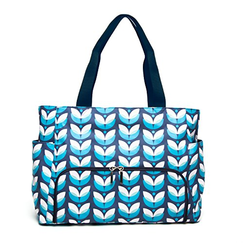 Nurse Purse Breast Pump Bag - Lagoon by Nurse Purse