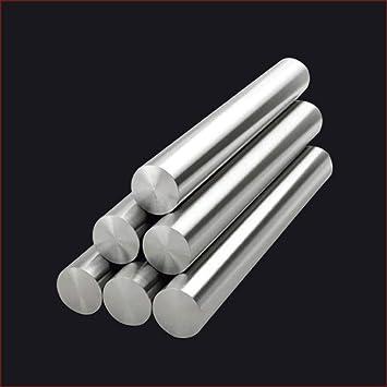 Kamas 304 - Varillas de acero inoxidable (3 mm, 4 mm, 5 mm ...