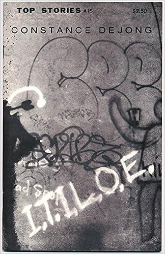 Image result for Constance DeJong, I.T.I.L.O.E.