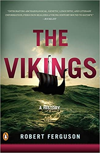 Book The Vikings: A History