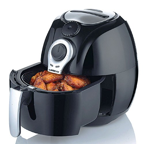 GoWISE USA GW22622 2nd Generation Electric Air Fryer 1500 Watt