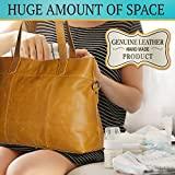 Miss Lucy and Co Genuine Leather Baby Diaper Bag