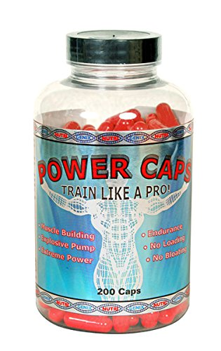NutriGenix Power Caps 200caps