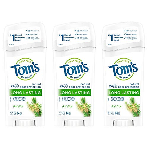 Tom's of Maine Natural Long Lasting Deodorant review