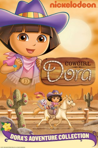 Riding Toys For Boys : Amazon dora the explorer cowgirl kathleen