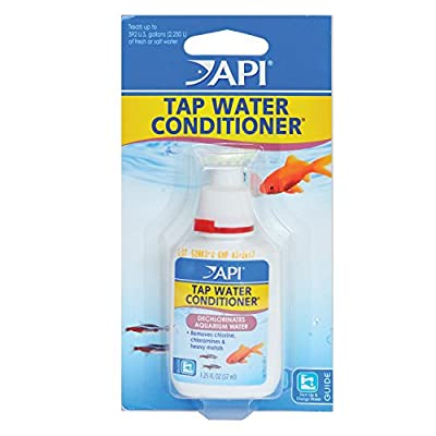 API Tap Water Conditioner by API