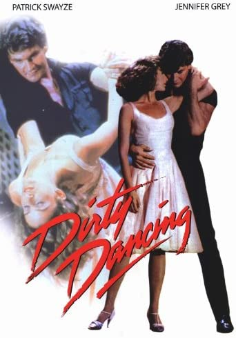 Amazon Com Dirty Dancing Movie Poster 11 X 17 Inches 28cm X 44cm 1987 Style B Patrick Swayze Jennifer Grey Cynthia Rhodes Jerry Orbach Jack Weston Jane Brucker Prints Posters Prints