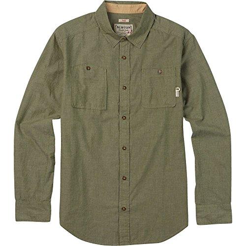 Burton Men's Glade Long Sleeve Shirt, X-Large, Olive Night C
