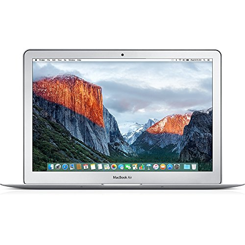 Apple MacBook Air 13-inch Laptop (1.6GHz Core i5,4GB RAM,128GB SSD,...