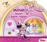 Minnie Busy Bow-Tique, Disney Book Group Staff, 1484707591