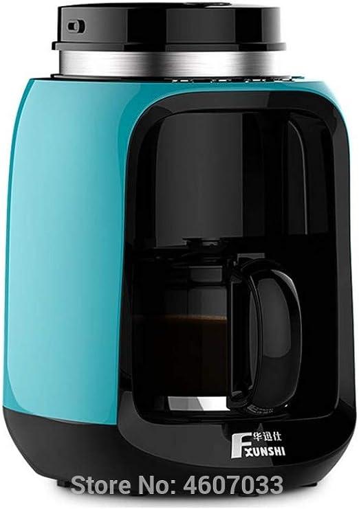 SYSWJ Cafetera 0.6L 220V Cafeteras Automáticas Home Office Filtro ...