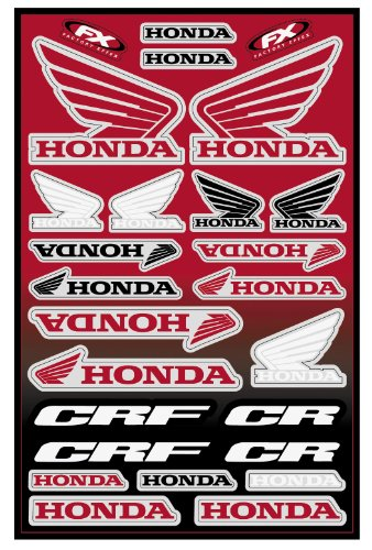Factory Effex (10-68330 Universal Moto Sticker Kit ()