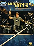 img - for Essential Drumset Fills BK/CD by Jeff Bowders (2009-01-01) book / textbook / text book