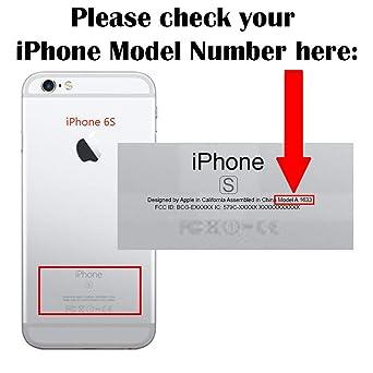 Amazon com: Back Rear Camera for iPhone 6S Plus ,12MP Main Camera