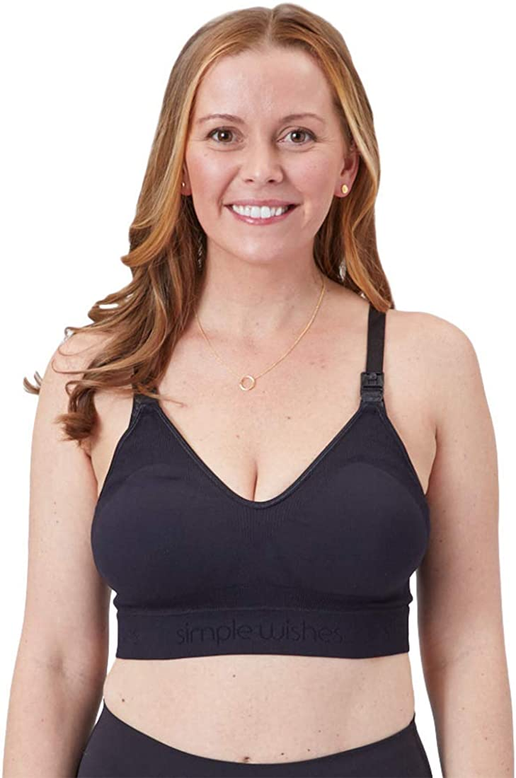 All in One Small to Plus Sizes Sleep Nursing Bra and Hands Free ...