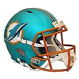 Miami Dolphins BLAZE Officially Licensed Speed Full Size Replica Football Helmet