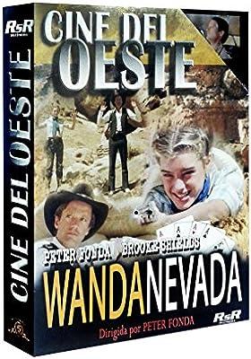 Pack 2 DVD Cine del Oeste: Cinco Pistolas/Wanda Nevada: Amazon.es ...