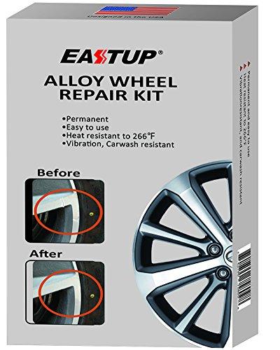 aluminum wheel repair kit - 1