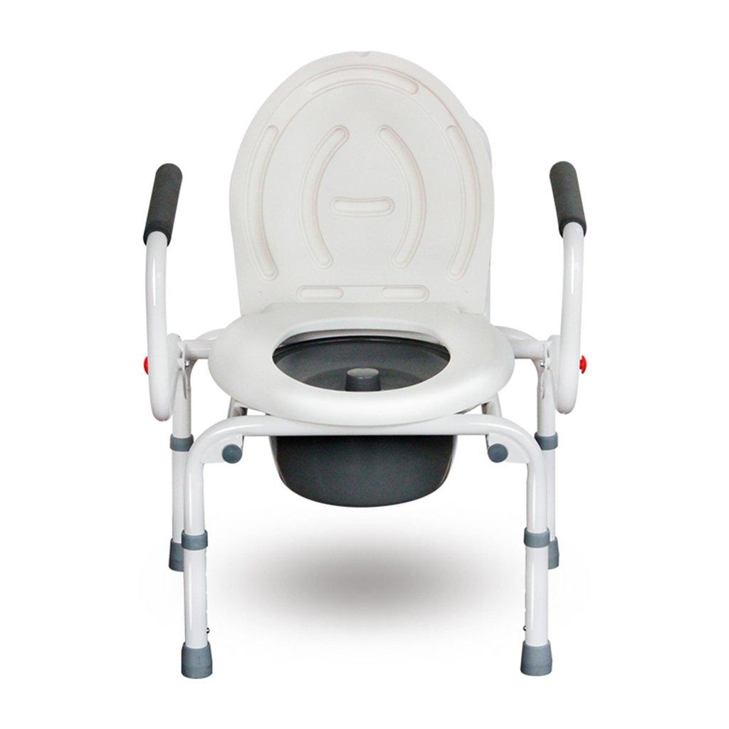 高齢者のためのトイレ椅子トイレ椅子トイレ椅子安全トイレ B07CTLHBMQ
