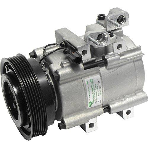 UAC CO 10921C A/C Compressor and Clutch