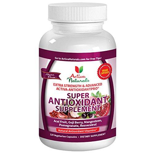Activa Naturals Antioxidant Supplement Pomegranate product image