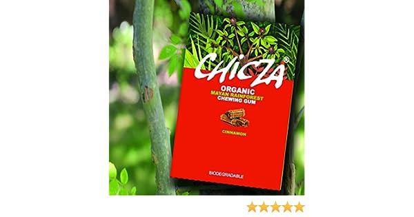 Canela – chicza chicle la selva orgánico Maya de – 1 caja completa ...