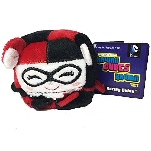 Kawaii Cubes: DC Comics - Harley Quinn Small Plush Figure