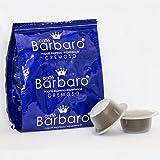 150 CAPSULE CAFFE' BARBARO compatibili bialetti CREMOSO NAPOLI