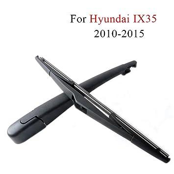 SLONGK Brazo Y Cuchilla De Limpiaparabrisas Traseros, para Hyundai ...