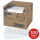 WypAll 05925 X70 Wipers, Kimfresh Antimicrobial, 12 1/2 x 23 1/2, White