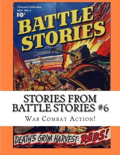 Stories From Battle Stories #6: War Combat Action! PDF