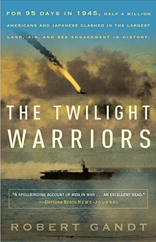 The Twilight Warriors cover