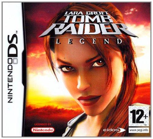 Amazon Com Lara Croft Tomb Raider Legend Nintendo Ds Video Games