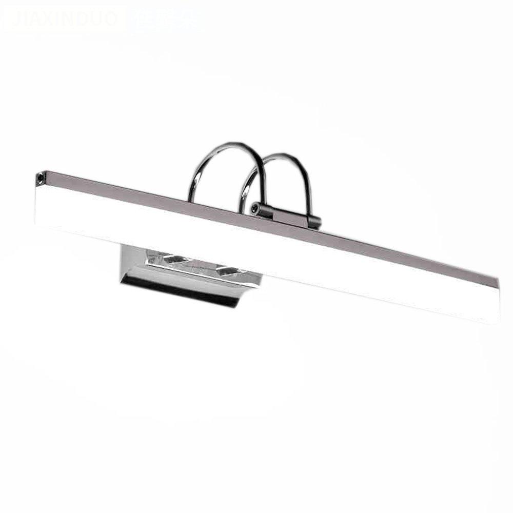 lqqgxl LEDバスルーム防水Tideミラードレッサーレンズライトバスルームアクセサリー 72cm(28.3INCH) LQQGXL B07BDMCPQ6ホワイトライト 72cm(28.3INCH)