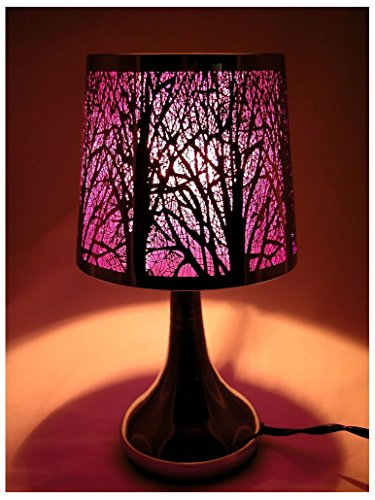 stainless-table-touch-lamp-tree-126-purple-silver-color-shade-base