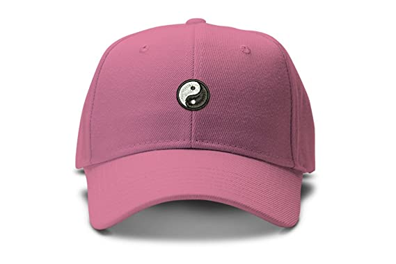 Image Unavailable. Image not available for. Color  Yin Yang Low Profile Dad  Hat ... b5e88b2db55